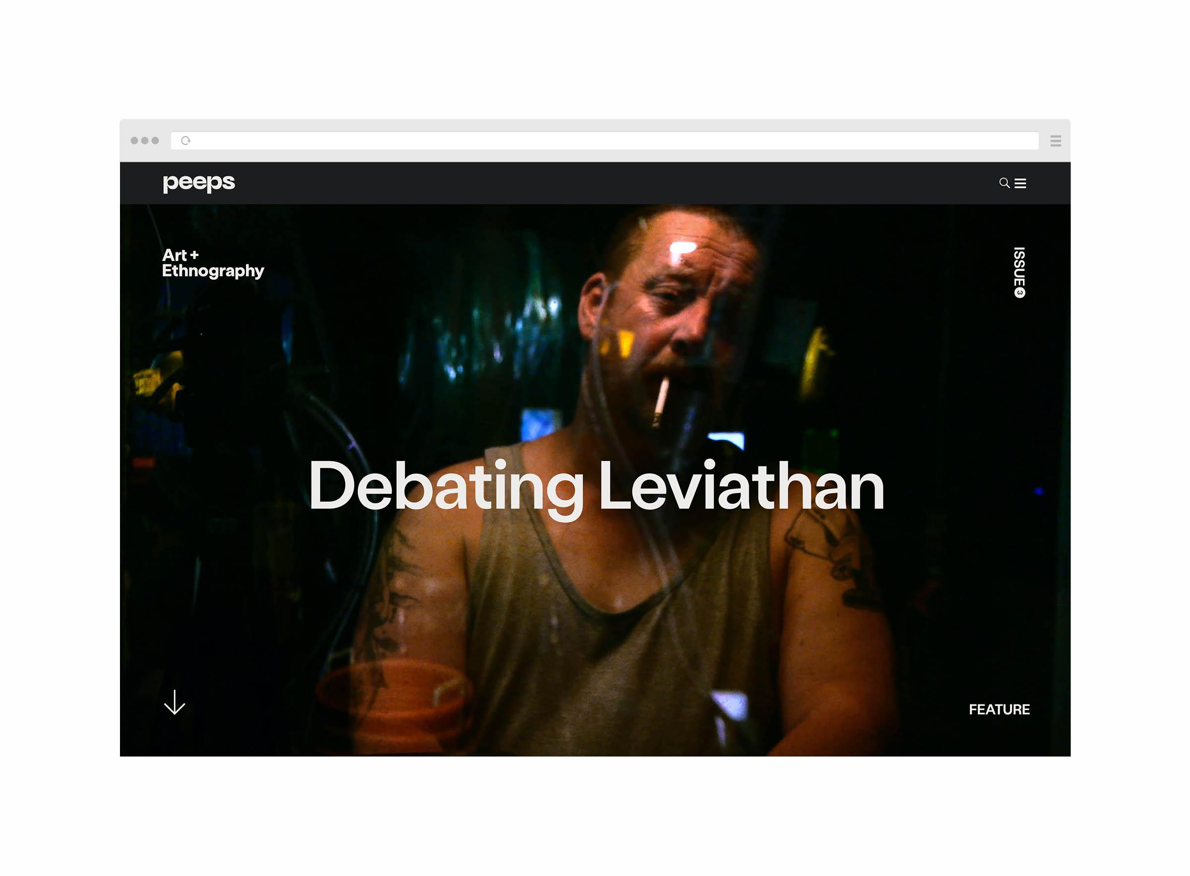 Peeps Leviathan Hero